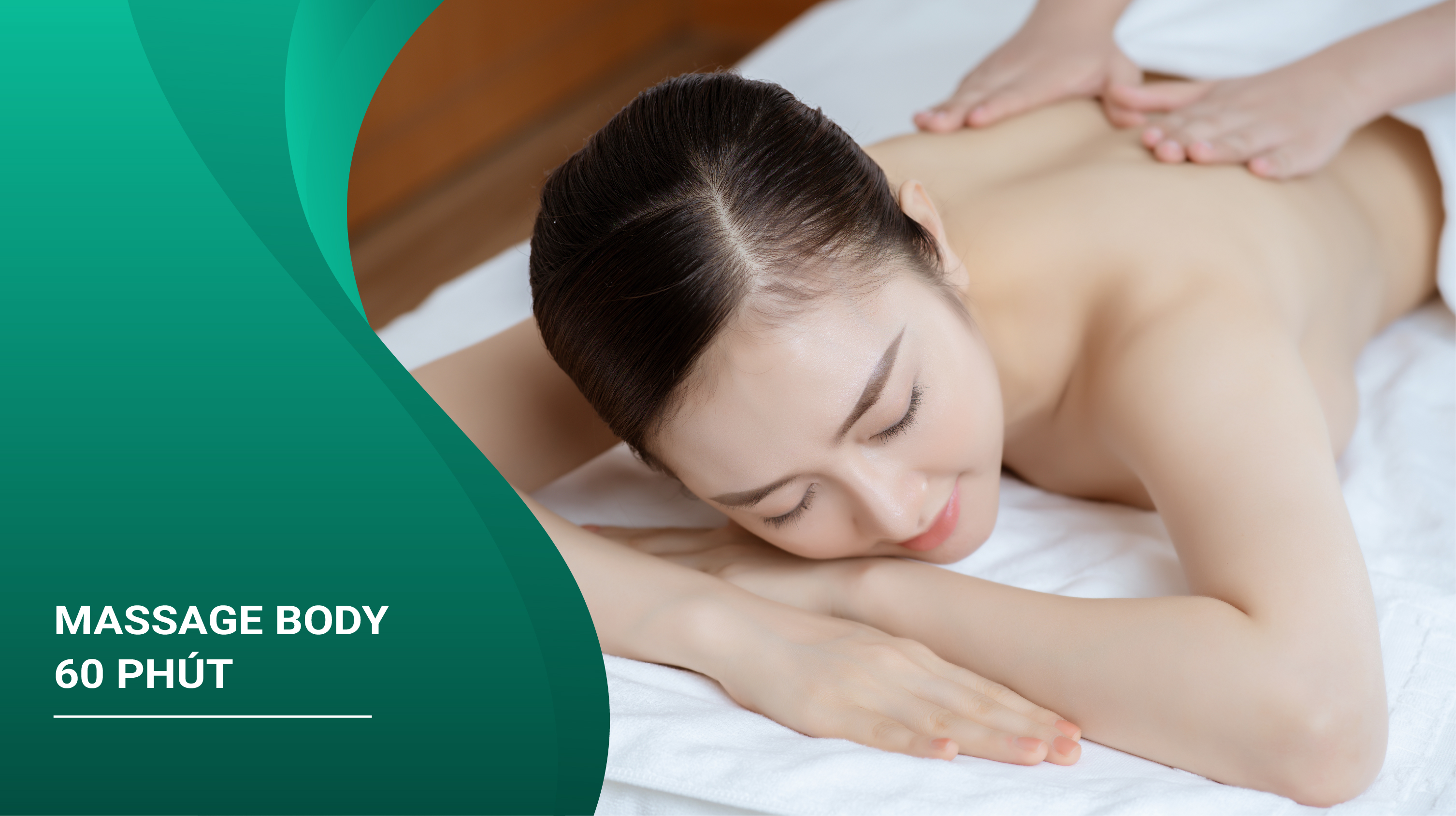 Massage body 60 phút
