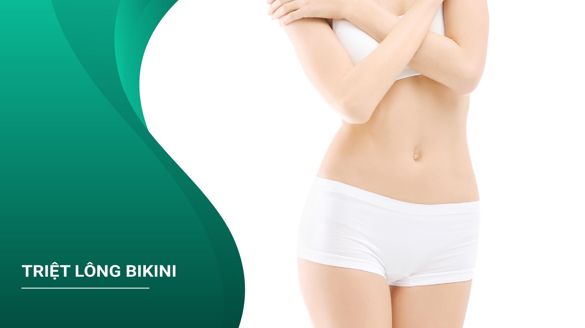 Triệt Lông Bikini